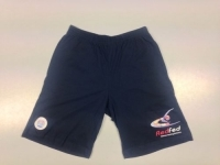 Blauwe short Official