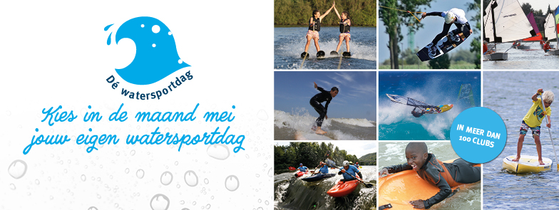 watersportdag eventbanner